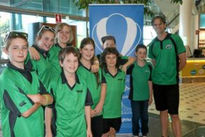 Maheno Students visit Fraser Island