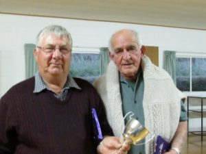 Indoor bowls Oamaru Telegram