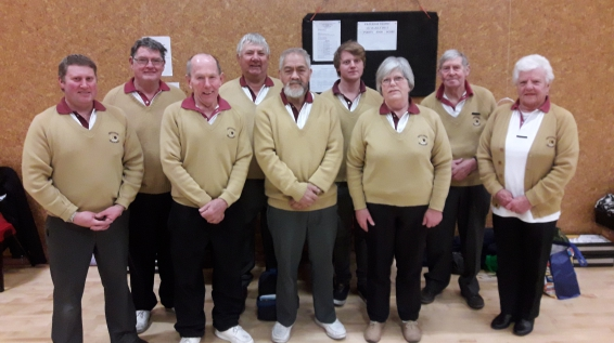 Indoor Bowls North Otago